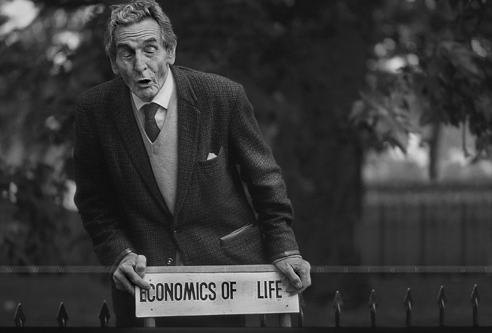 Economics of Life - London / UK 1979