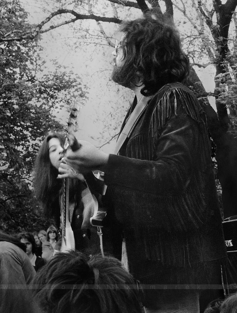 Charly Ratzer/Harry Stojka's Gypsy Love - Vienna May 1972