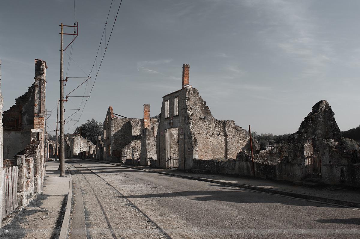 La horreur - Oradour-sur-Glane / France 1944/2017