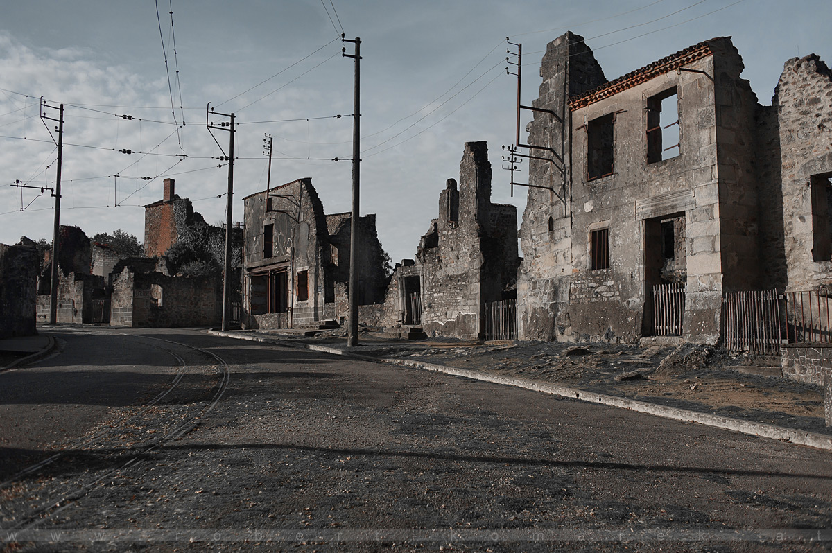 Inimaginable - Oradour-sur-Glane / France 1944/2017