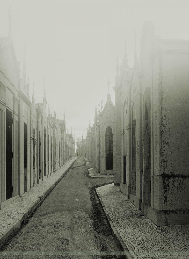 Afterwards - Cemitério dos Prazeres, Lisbon / Portugal 1996