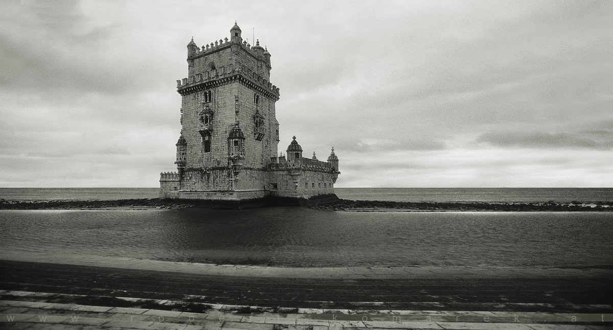 Floating Away - Torre de Belém, Lisbon / Portugal 1996