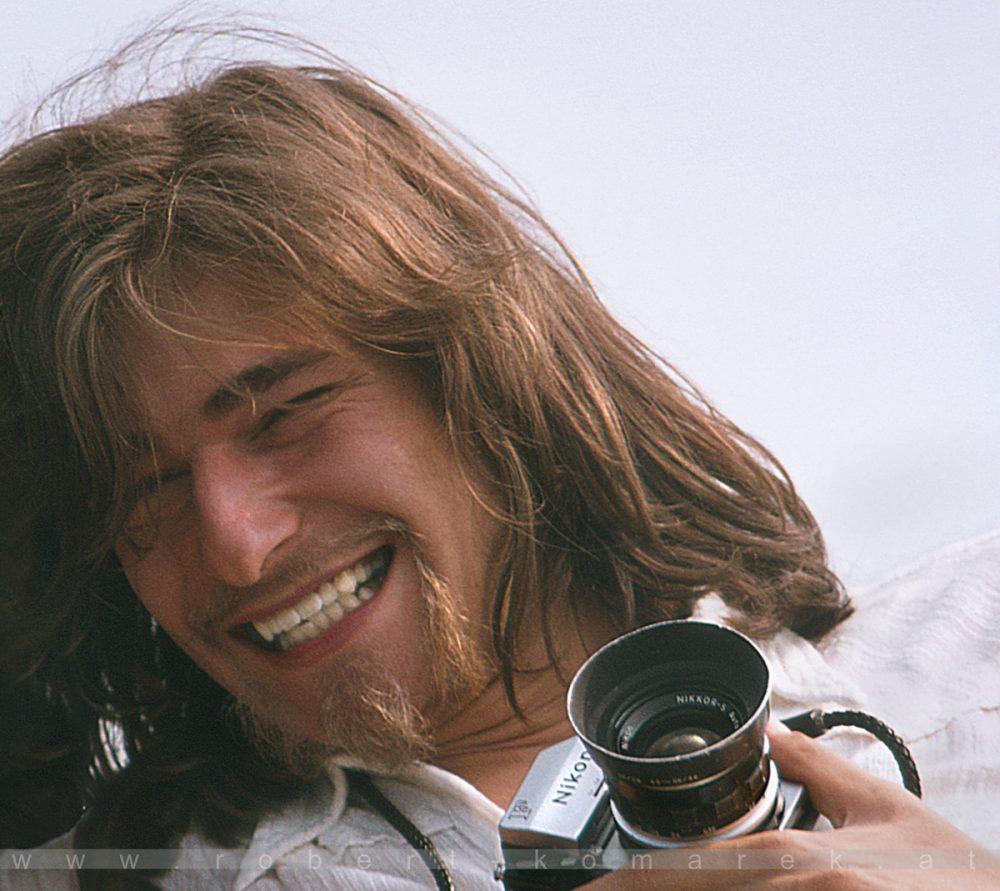 Nikon F  - Greece 1977