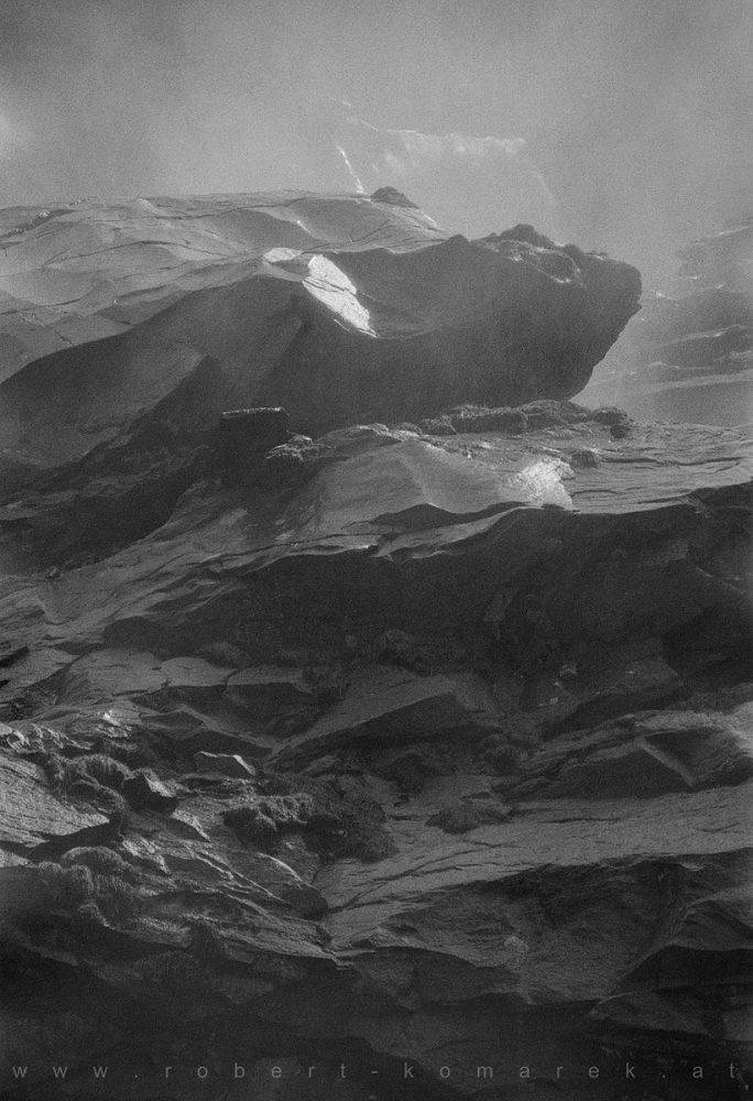 Krimml Falls / Austria 1981