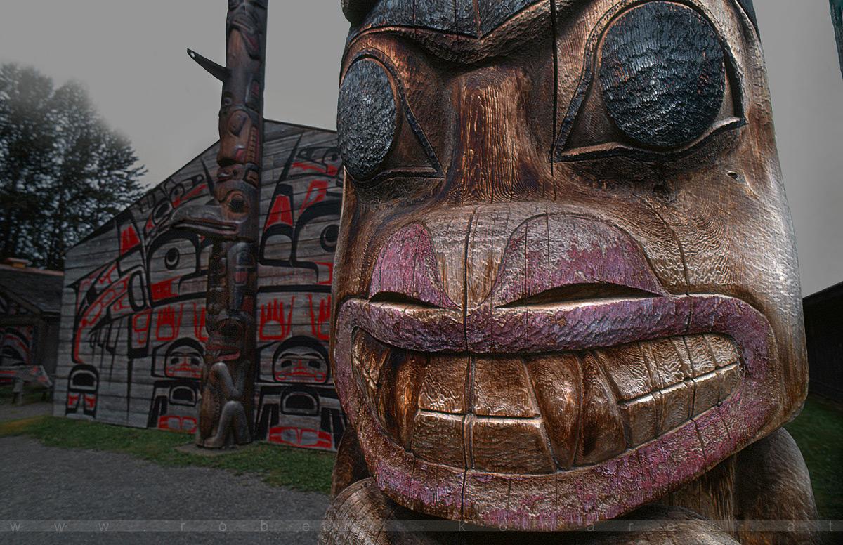 How Do You Do? - Kitwanga, British Columbia / Canada 1991