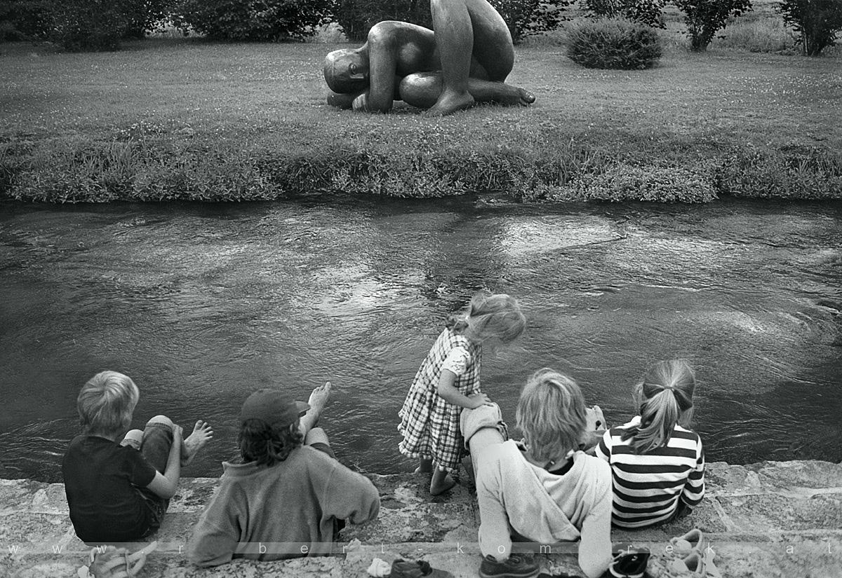 Children's Playground - Châteaux de Vascoeuil, Haute Normandie / France 2003