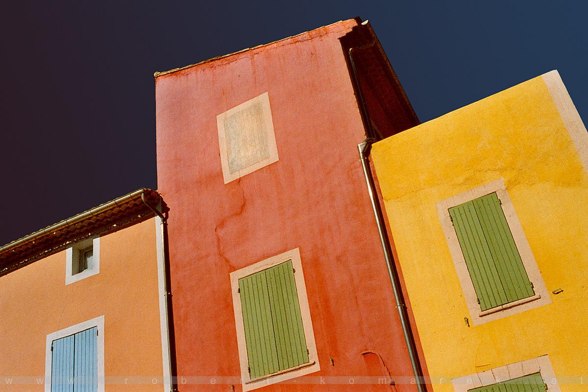 Été - Roussillon, Provence / France 2004