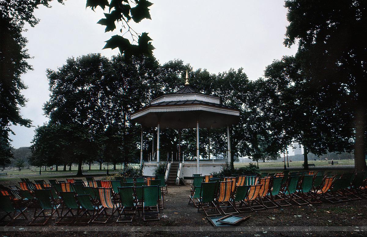 The British Empire - Hyde Park, London / UK 1979