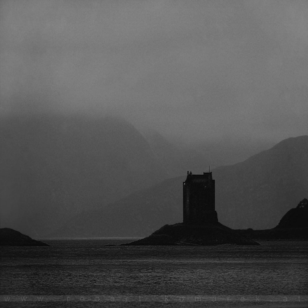 Clan - Castle Stalker, Loch Laich, Scotland / UK 1987