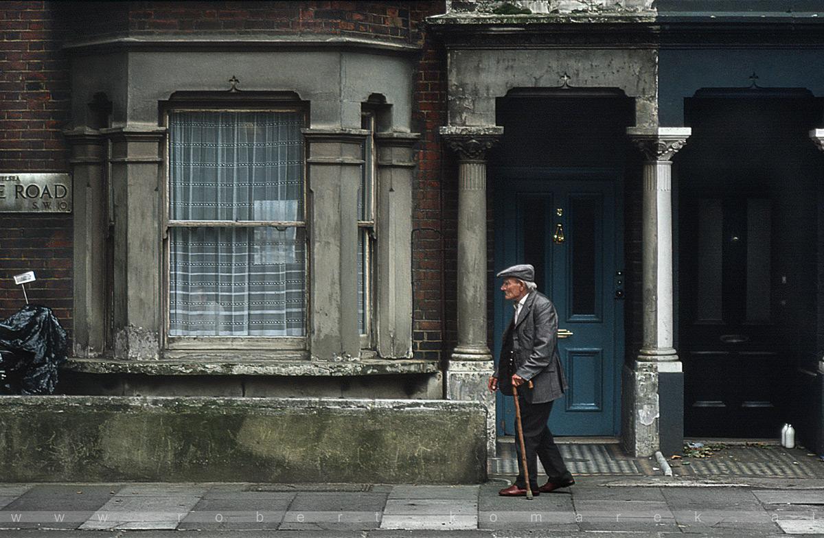 Swingin' London - Chelsea, London SW10 / UK 1979