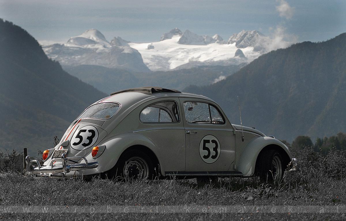 Herbie! - Dachstein, Altaussee / Austria 2007