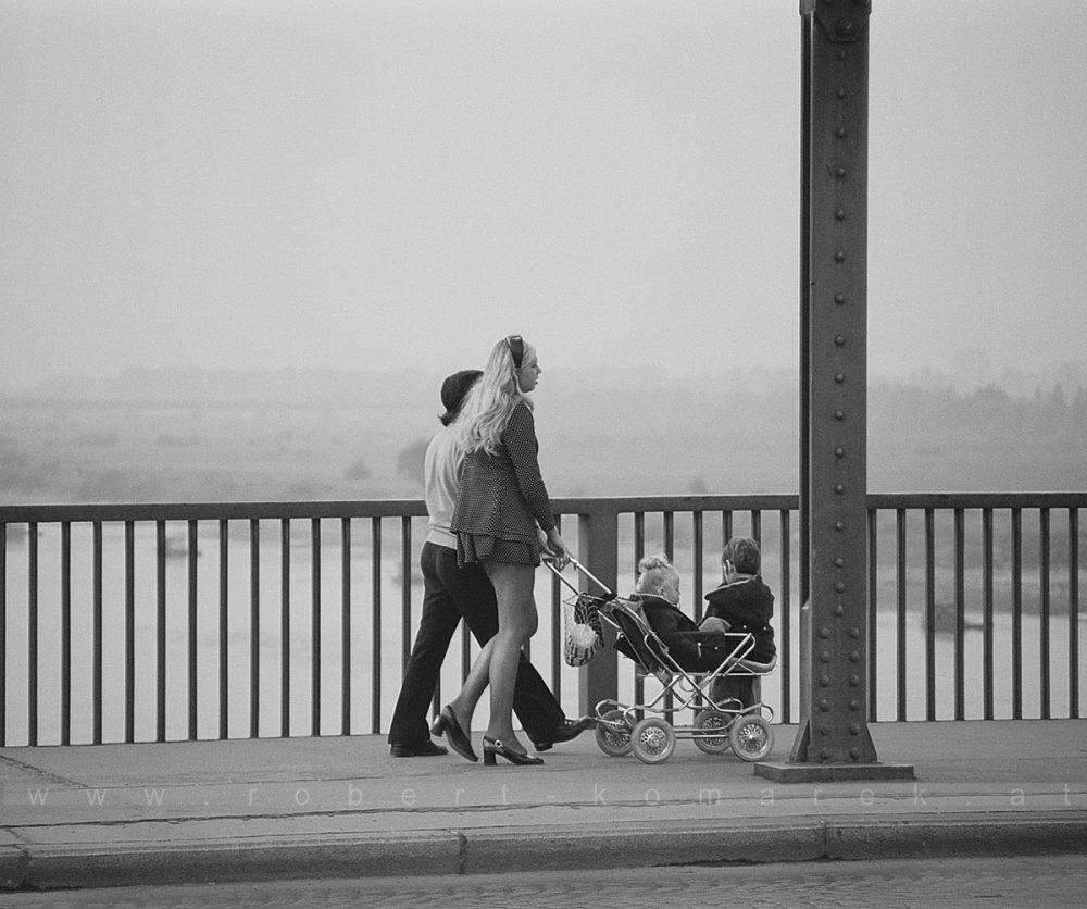 Viennese Reichsbrücke 1972