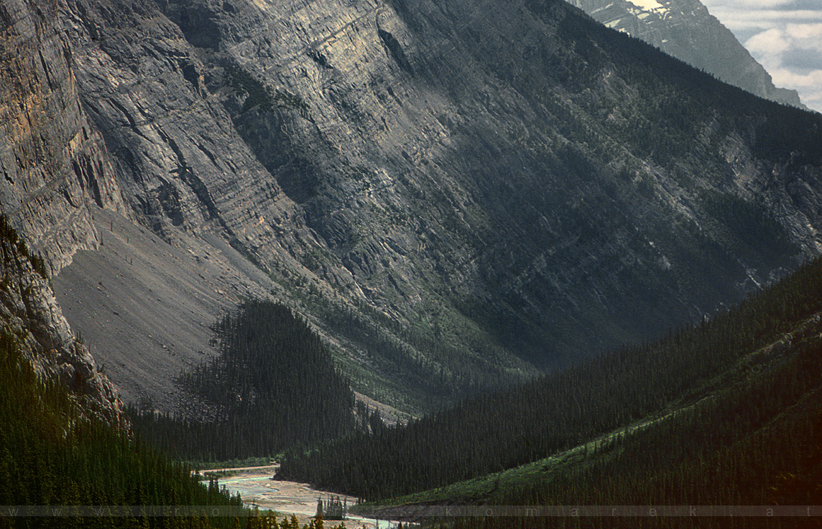 Icefields Parkway - Alberta, Canada 2000