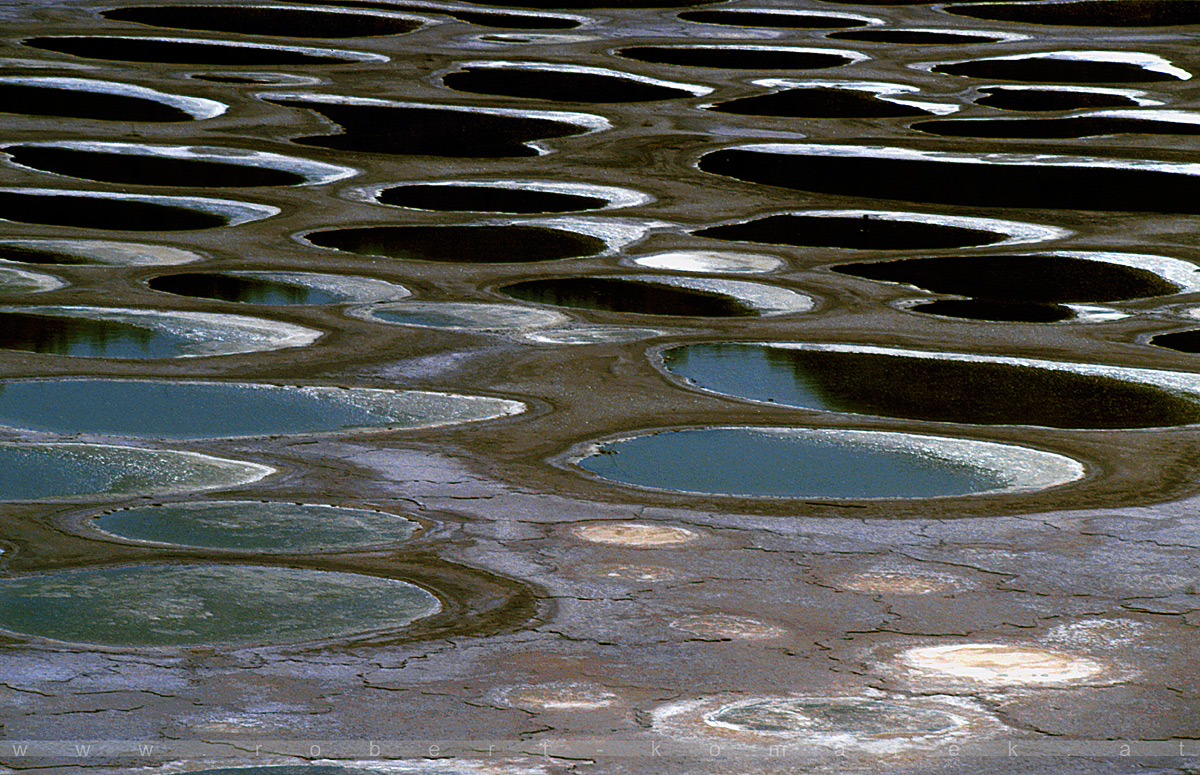 Craters - Yellowstone NP, Wyoming / U.S.A. 2000