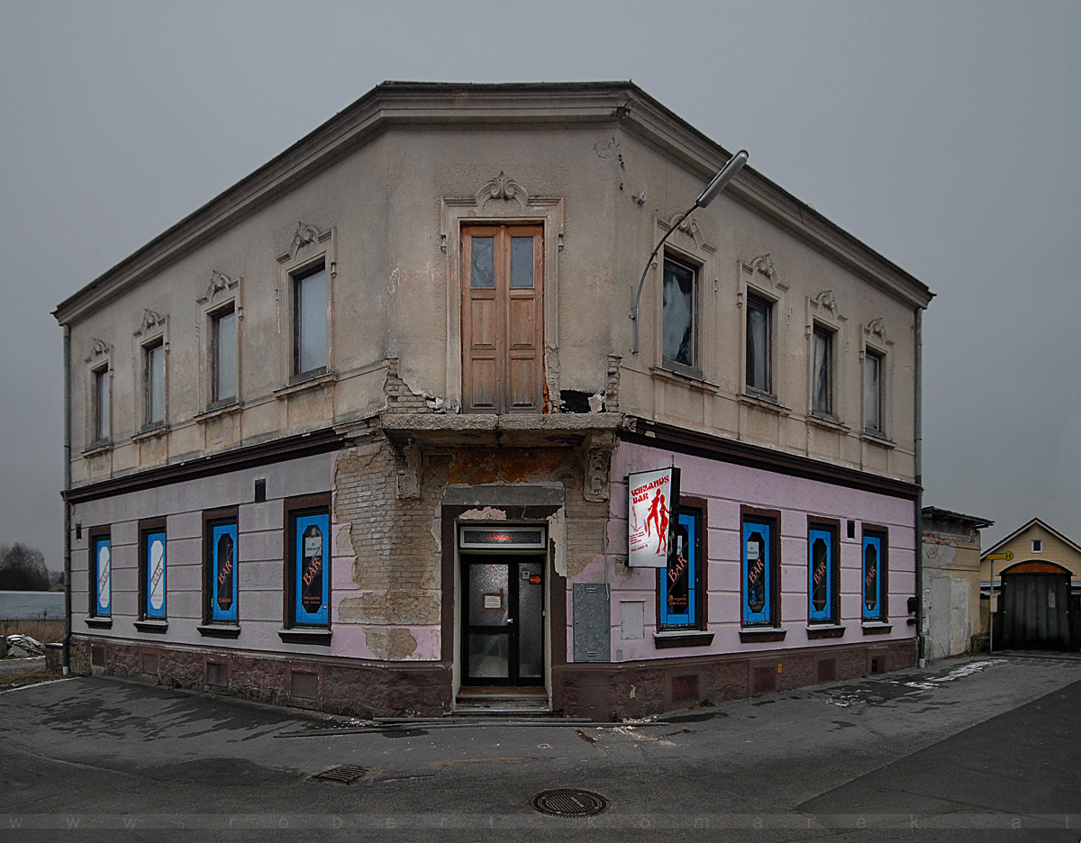 Wieland's Bar - Ceske Velenice / Czech Republic 2009