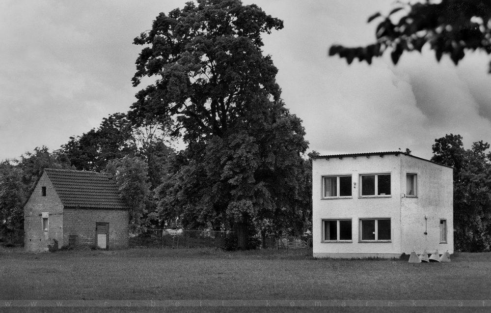 Architecture - Röbel, Mecklenburg-Vorpommern / Germany 2001