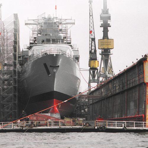 GERMANY - Blohm & Voss, Hamburg / Germany 2002