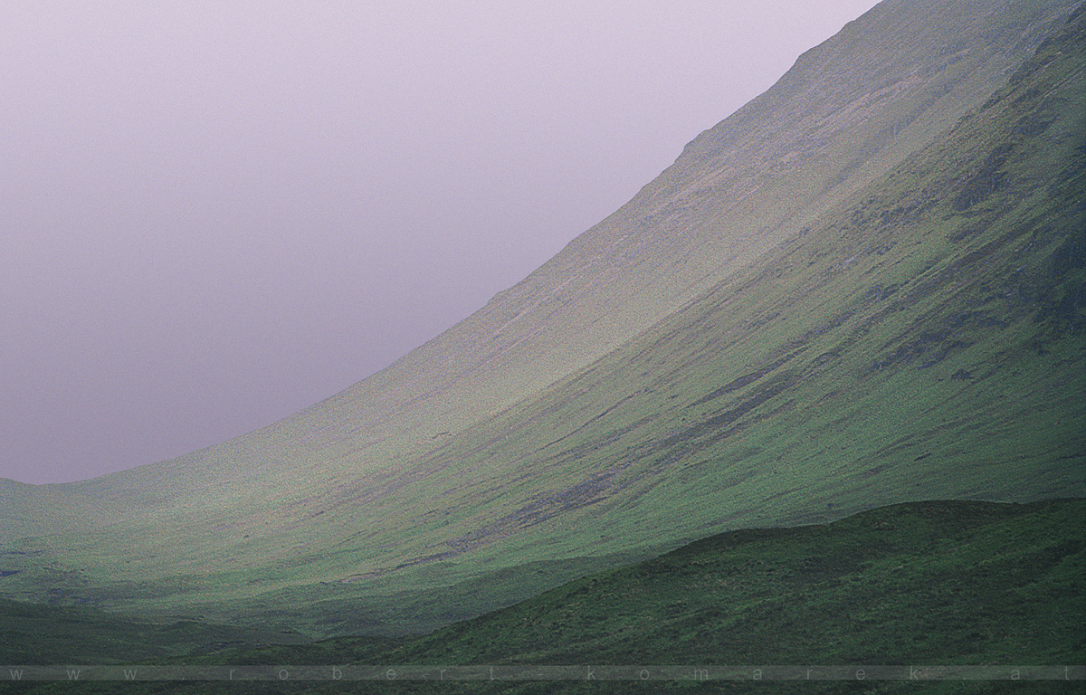 Vale of Tears - Glen Coe, Scotland / UK 2004
