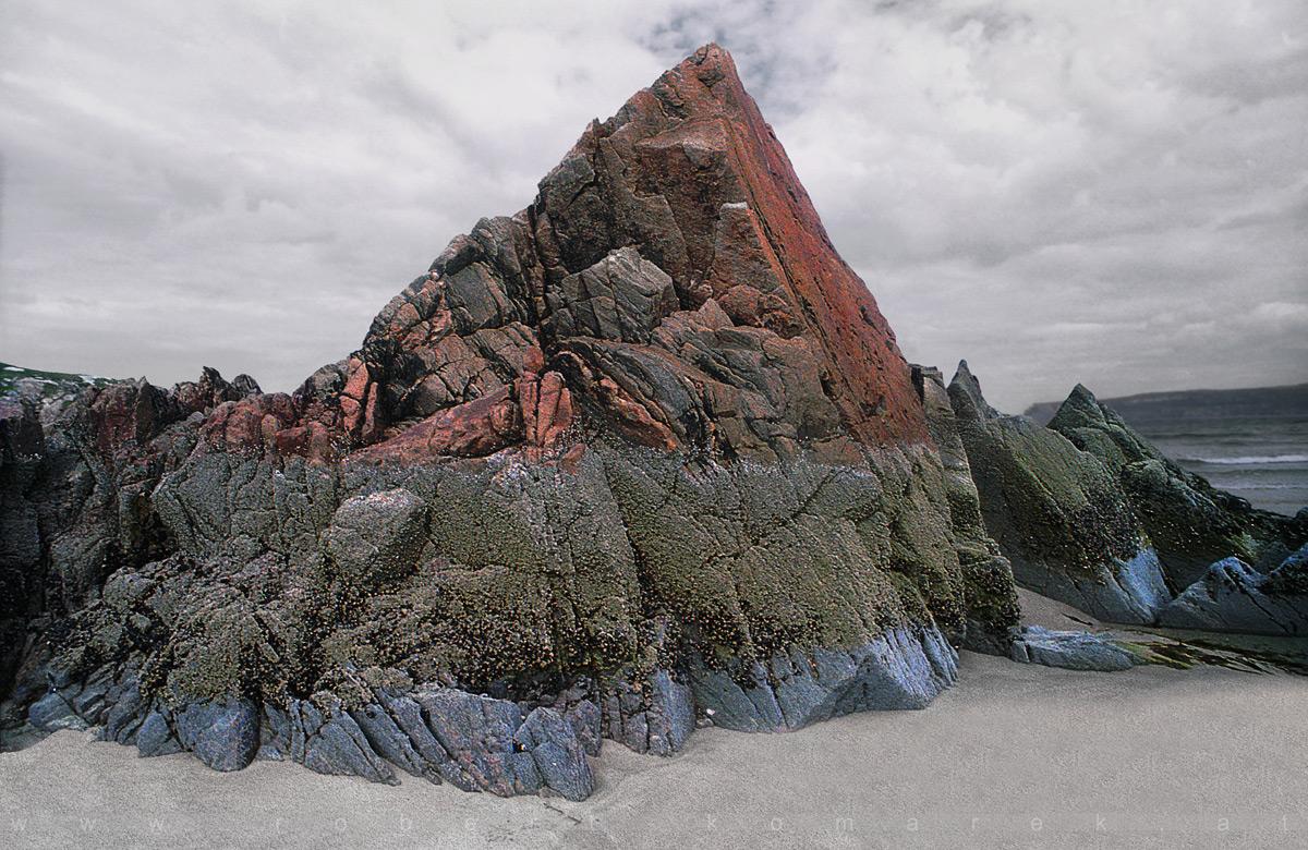 Bleeding Rock - Kyle of Tongue, Scotland / UK 2004
