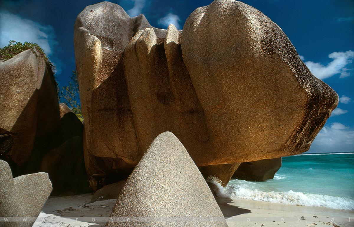 Rocky Paradise - La Digue, Anse Union, La Digue, Seychelles 1998