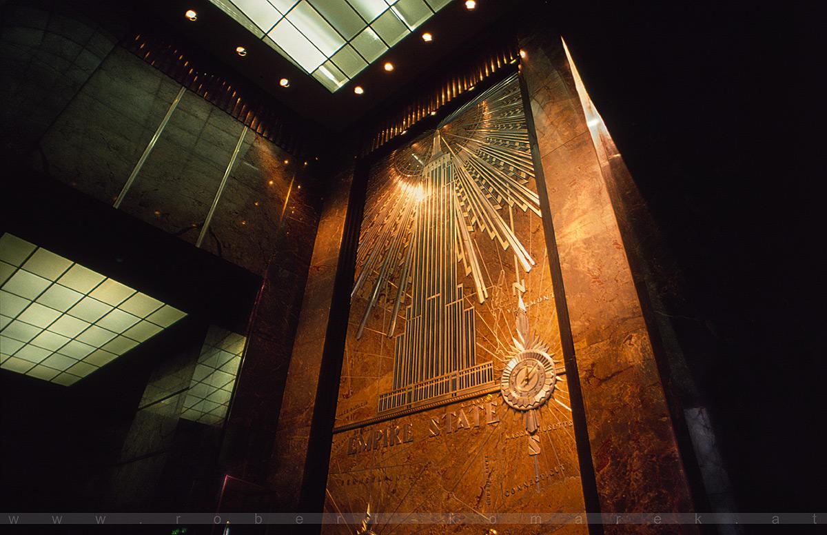 Empire State - NYC / U.S.A. 1992
