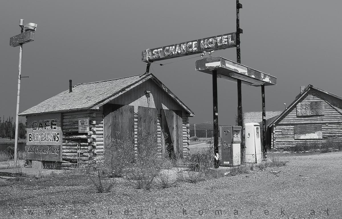 Very Last - Idaho / U.S.A. 1992