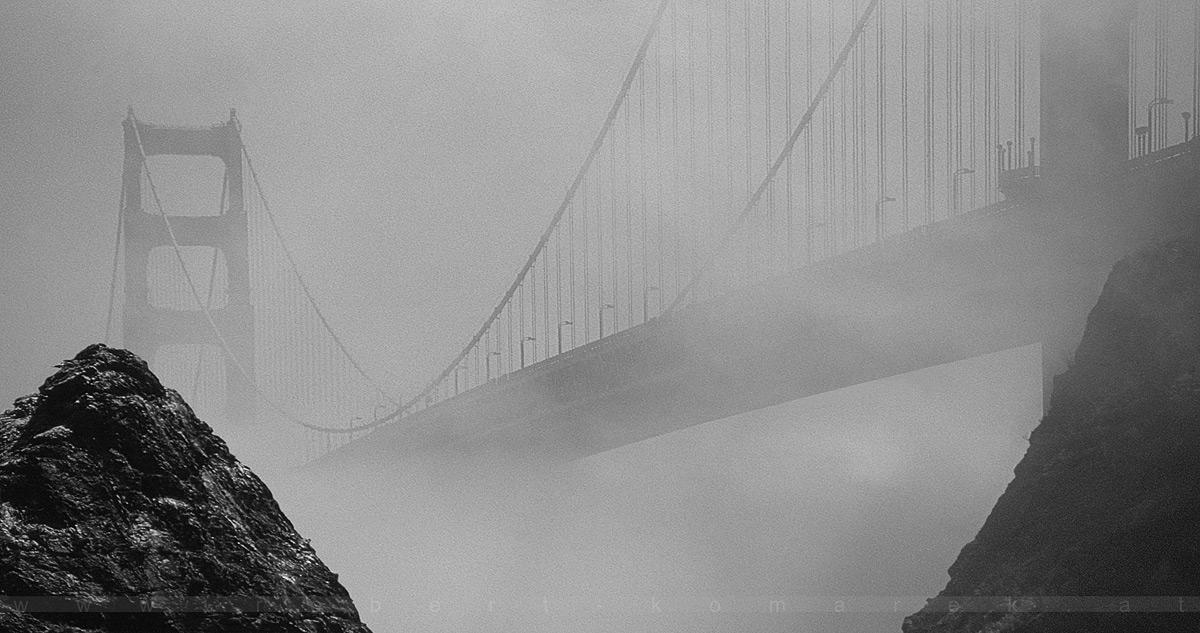 Golden Gate - San Francisco, California / U.S.A. 1992