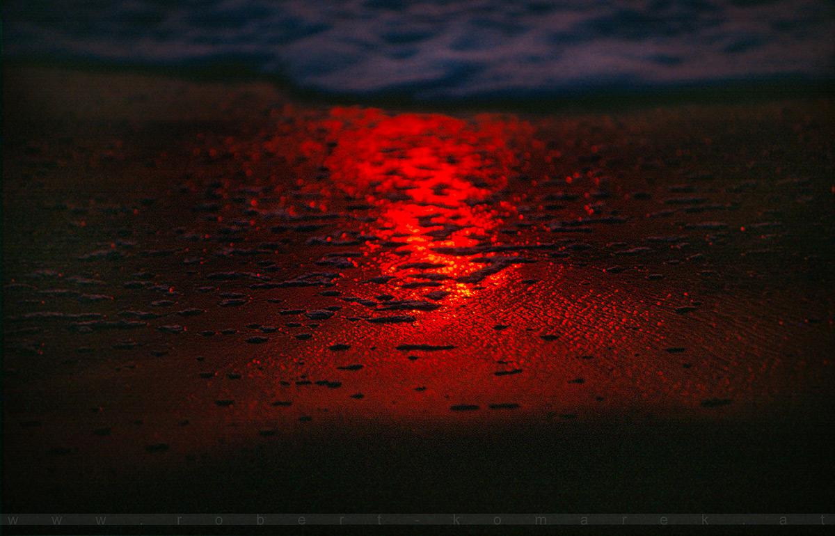Ocean Glow - Virginia Beach, VA / U.S.A. 1995
