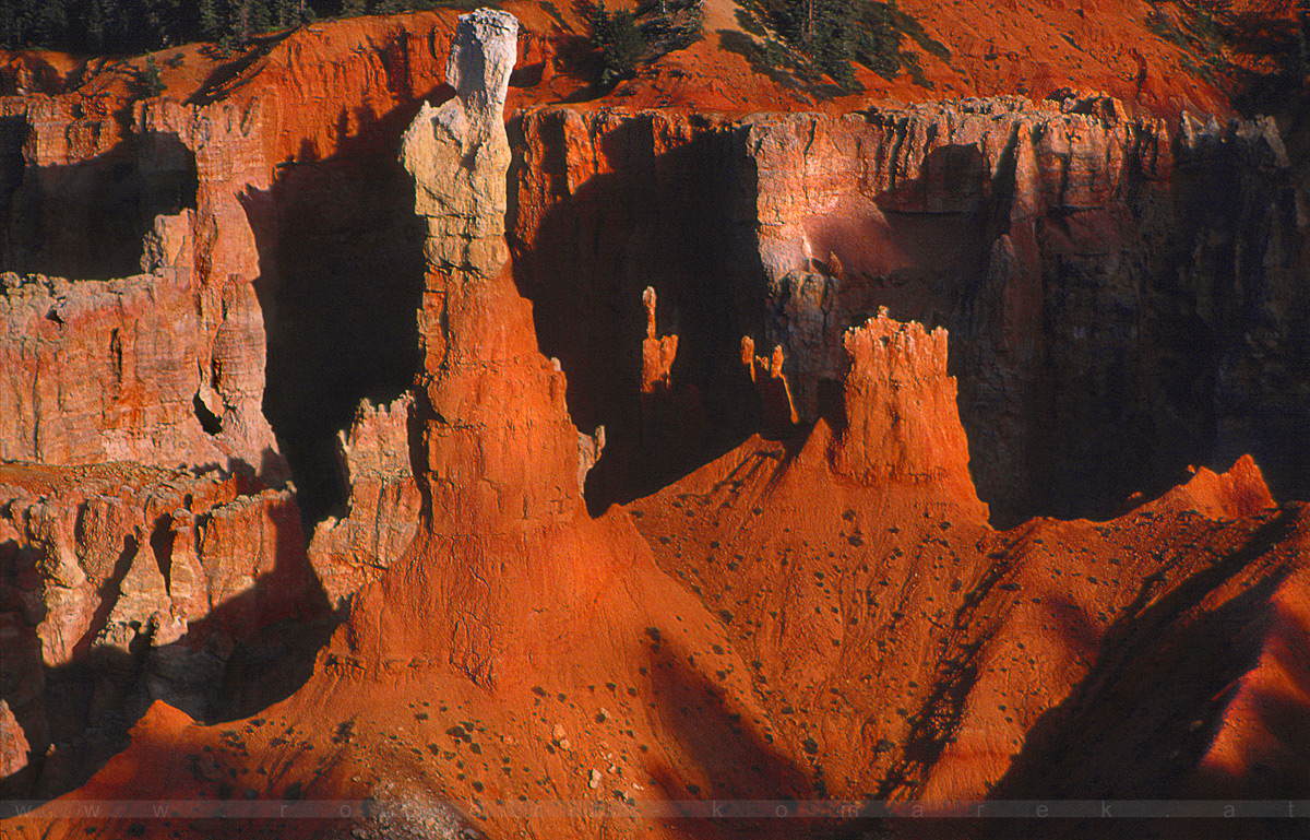 Magic Garden - Bryce Canyon, Utah - U.S.A. 1992