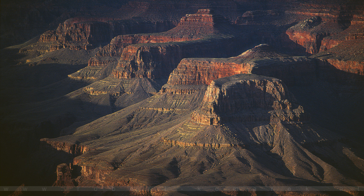 Big Slot - Grand Canyon, Arizona / U.S.A. 1992