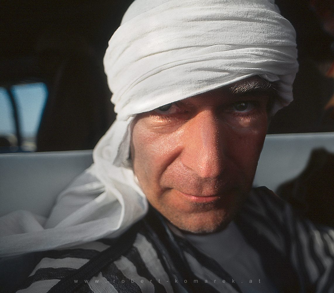 Sheik Turbany  - Douz / Tunisia 1997